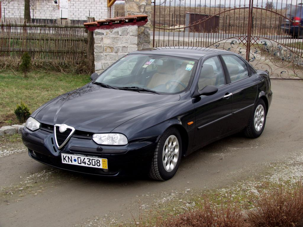 alfa romeo 156 pictures. Black Bedroom Furniture Sets. Home Design Ideas