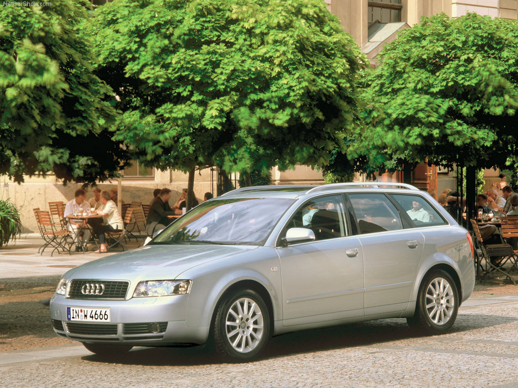 Audi A4 Avant 20 Tdi Prezentacja Opis Galeria I Tapety Na Pulpit