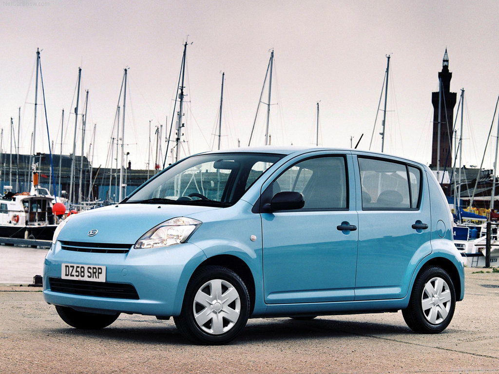 Daihatsu Testy Samochod 243 W Historia Schematy Elektryczne Tapety Na Pulpit Dane