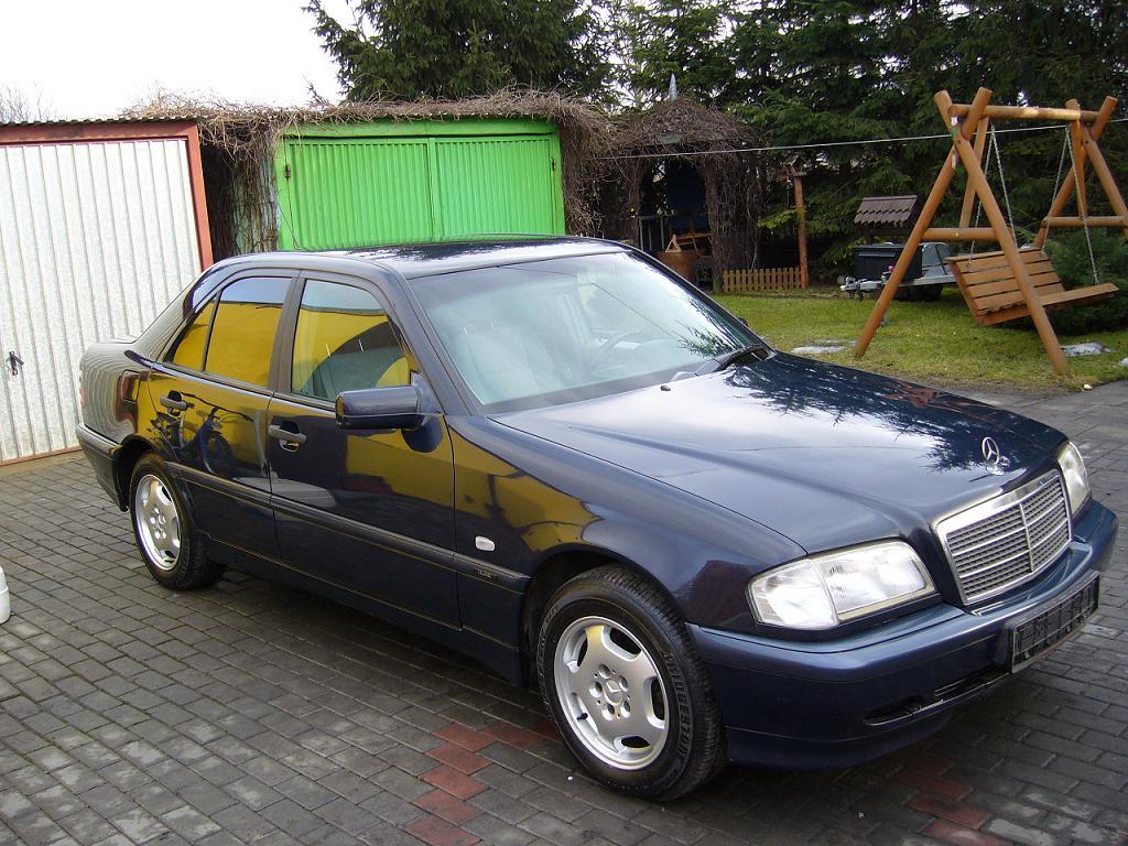 Mercedes C W202 1993 2000 Prezentacja Opis Galeria I Tapety Na