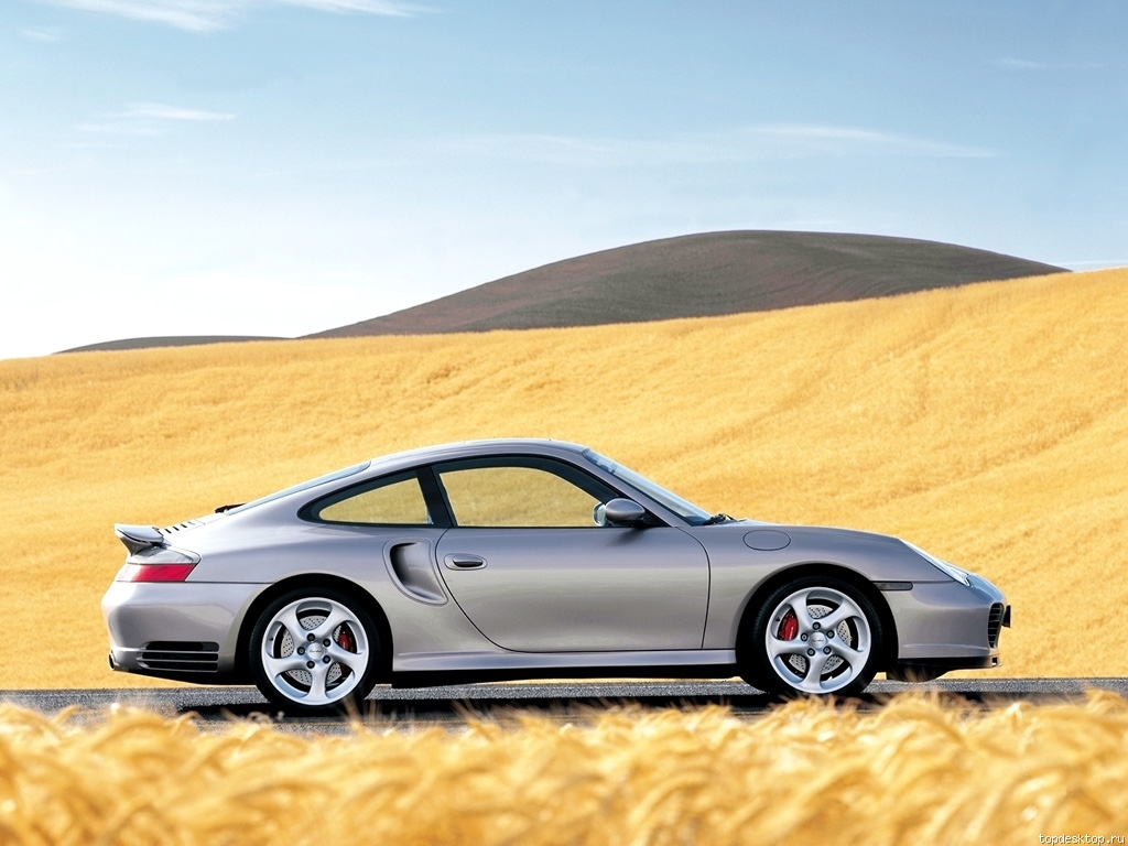 Porsche 911 Turbo Tiptronic (996) - prezentacja auta, test, galeria i ...