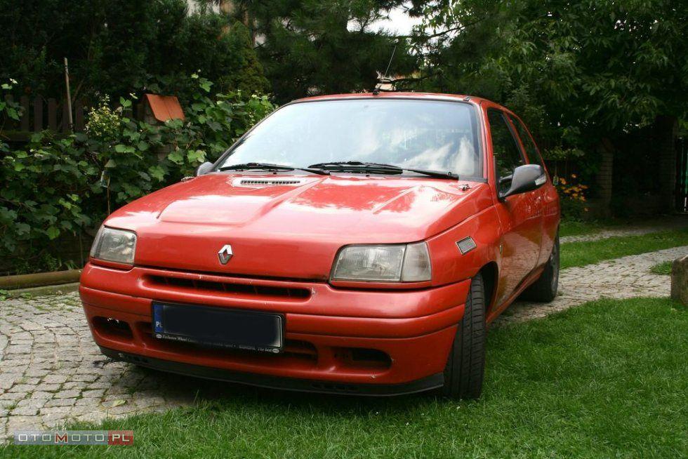Clio 1 Tuning - Fotos de coches - Zcoches