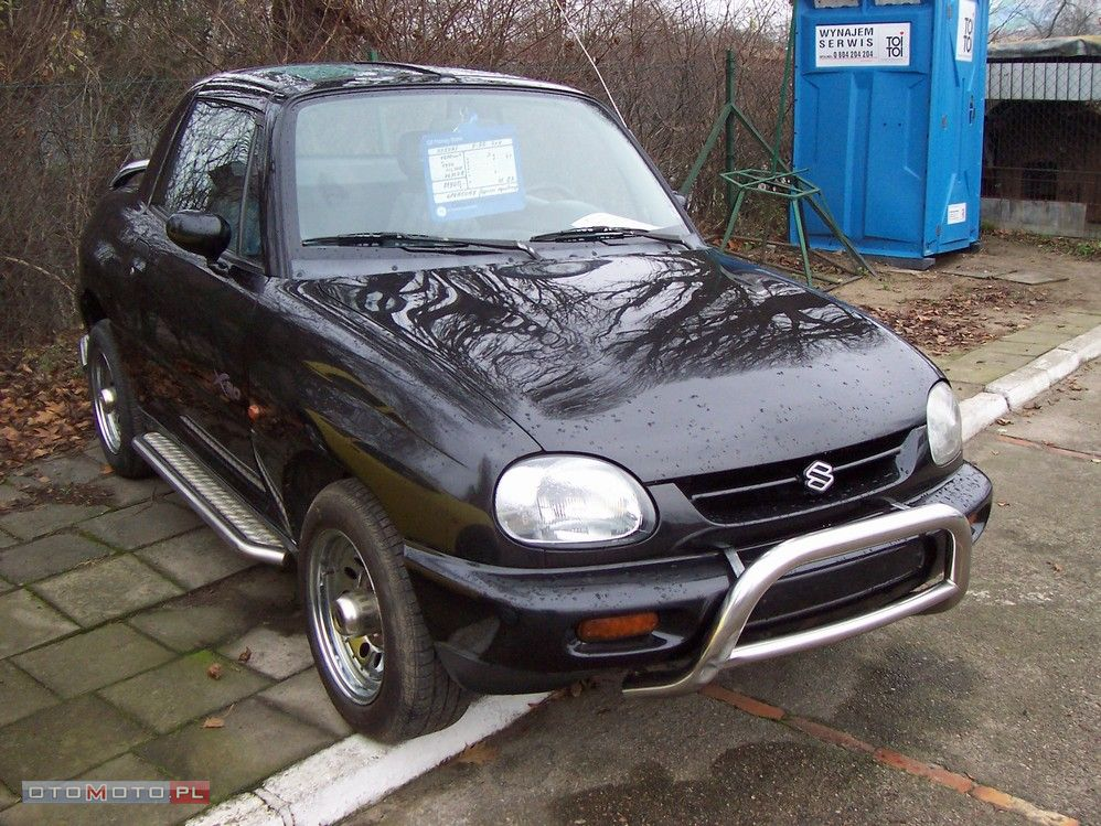 1997 suzuki x 90 http wroom ru cars suzuki x90 click for details