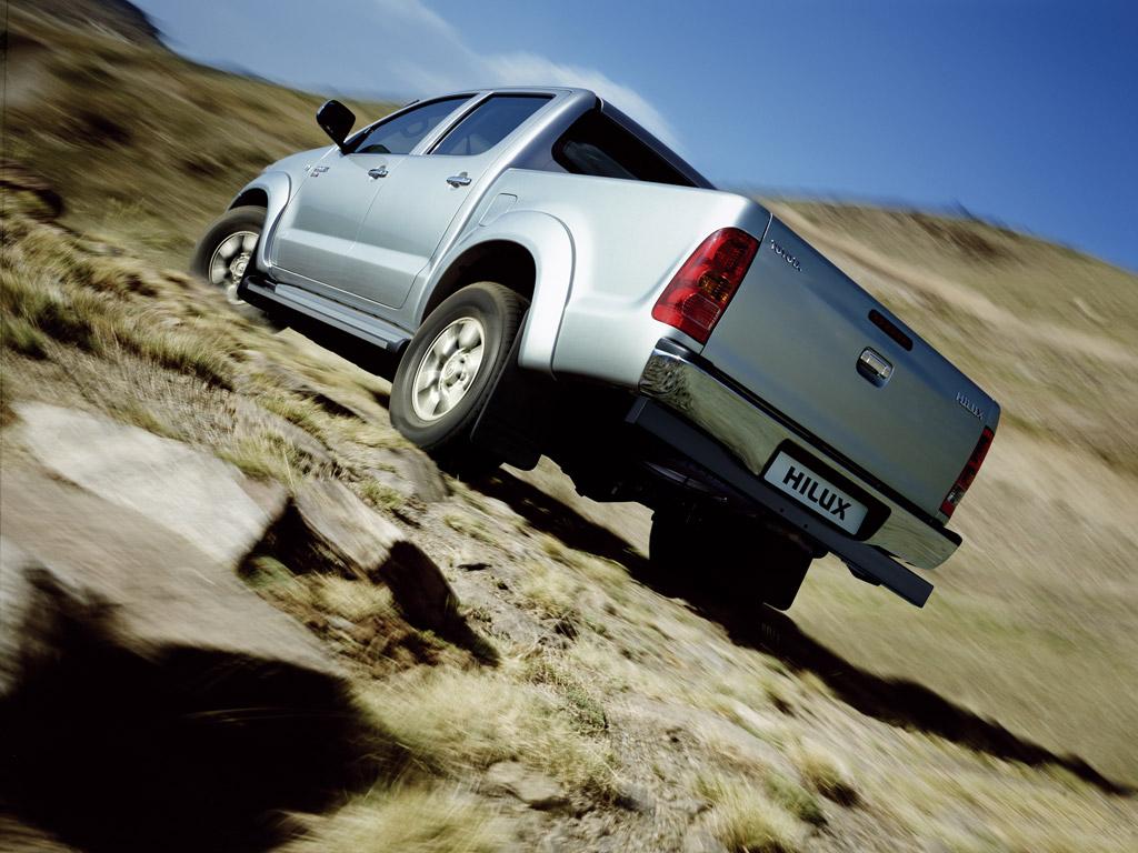 фото Toyota Hilux Double Cab…