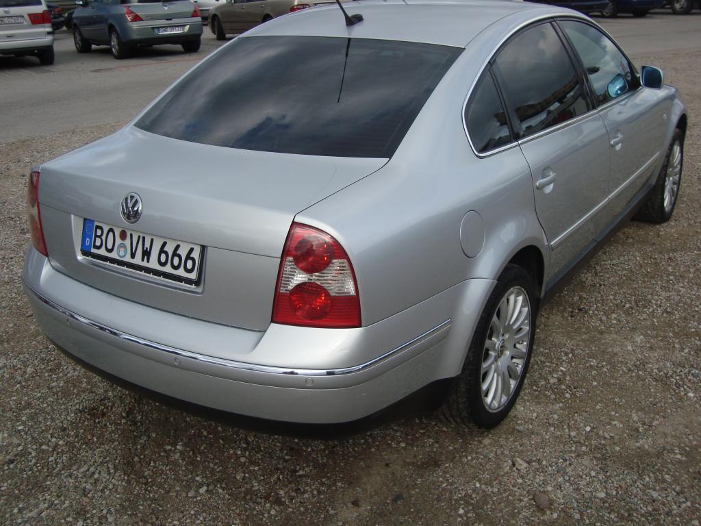 Volkswagen Passat B5 Fl 2000 2005 Prezentacja Opis